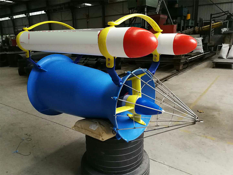 hydrokinetic           turbine SH1 floating
