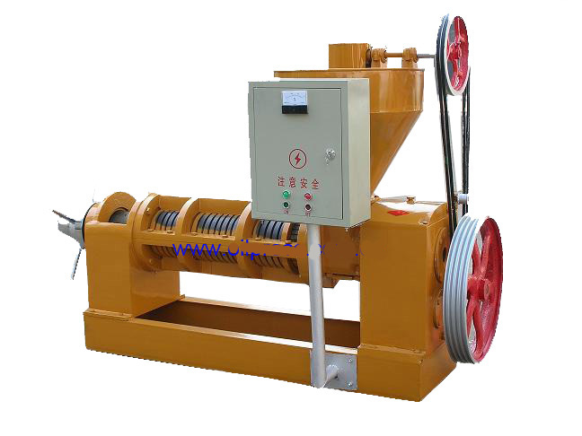 oil screw press
